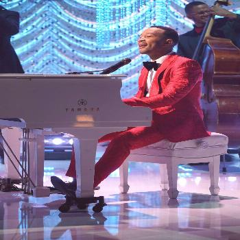 John Legend Is Releasing A Less Creepy 'Baby It's Cold Outside' Emphasizing Consent