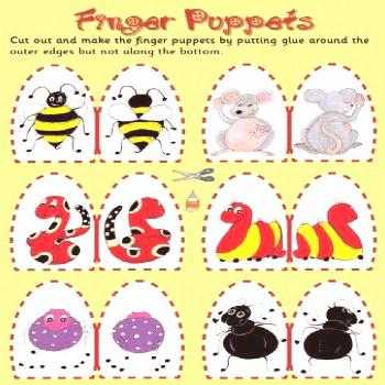 Jolly Phonics Finger Puppets – Jolly Learning