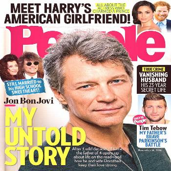 Jon Bon Jovi and Wife Dorothea's Struggle to Shield Their Kids from Fame  