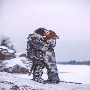 Jon Snow, Ygritte - Game of Thrones Cosplay