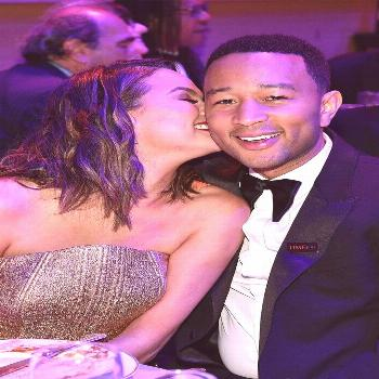 LOL! Chrissy Teigen Wasted No Time Trolling John Legend About His Sexiest Man Alive Title