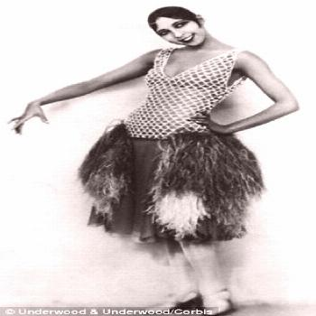 Rihanna set to play Josephine Baker in biopic of legendary seductress | Daily Mail Online