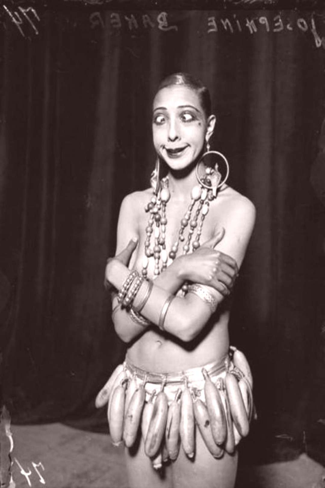 The Black Pearl 28 Beautiful Vintage Photos of a Young Josephine Baker in the 1920s ~ vintage ever